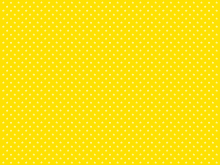 Star pattern yellow