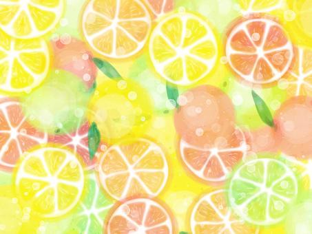 Citrus background wallpaper