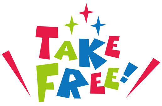 Takeie Free takeaway free logo ☆