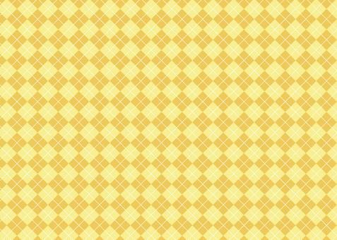 Check pattern _ yellow
