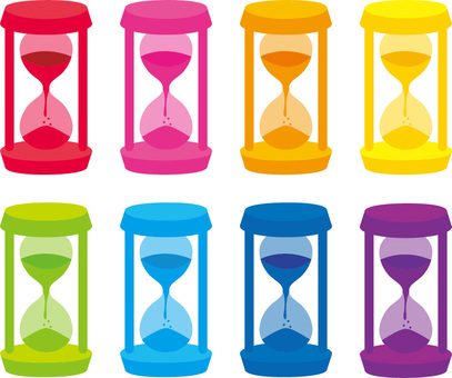 Hourglass list