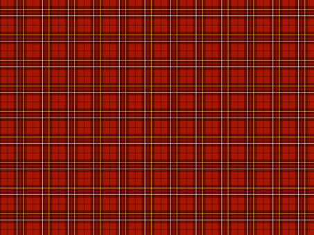 Background of red tartan check