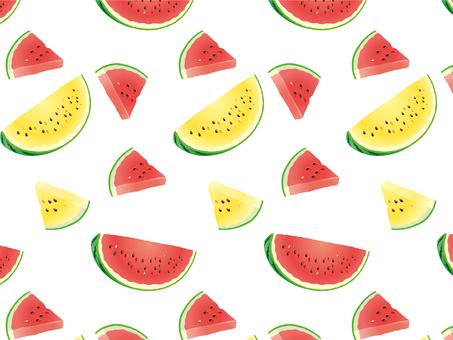 Watermelon pattern 03