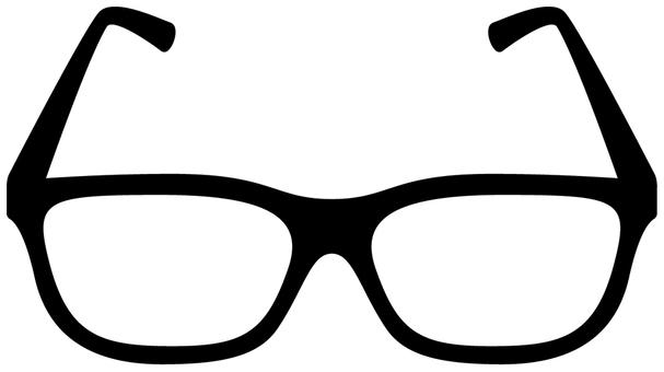 안경 -01 (흑연)