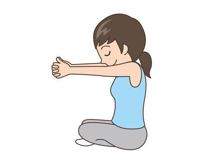 People / Women / Stretch 01