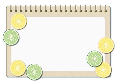 lemon_ 레몬 22_ 프레임