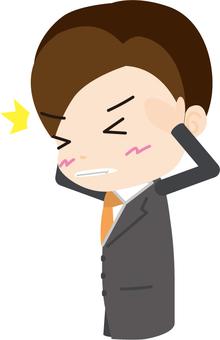Headache (salaryman)