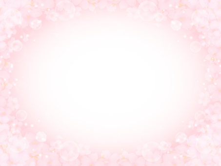 Cherry blossoms and light background 3