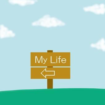 Life my life