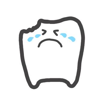 A denture