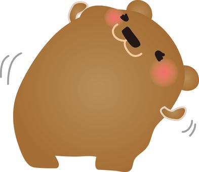Bear stretch 2