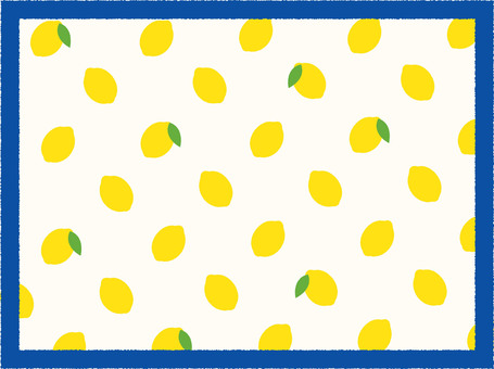 Lemon pattern _ 1