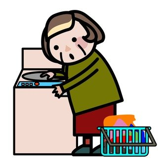 Do the laundry