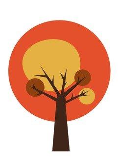 Tree (circle) Fall
