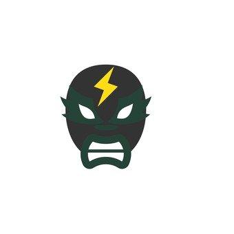 Wrestling mask 6