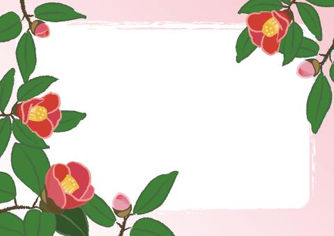 flower_ camellia frame 1
