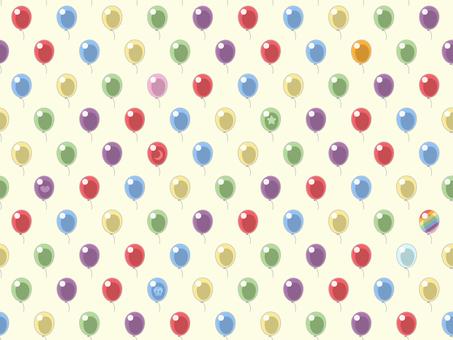 Pattern - balloons