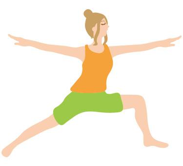 Female stretch 4 (Japan)