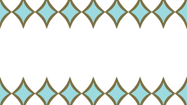 Diamond Pattern Background Wallpaper