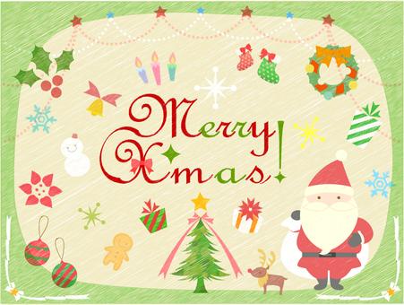 Christmas material -2