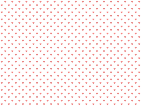 Heart pattern background 001 Red