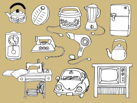 Showa's Home Appliances / Others