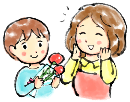 Mother's Day 2 (Smile)