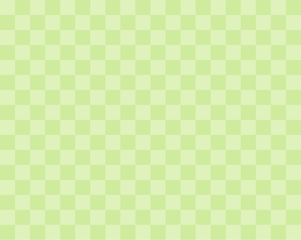 Thin two color check - Yellow green