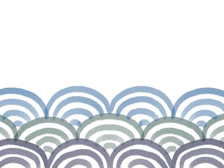 Wrinkled pattern