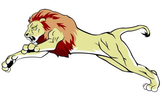 Hunting (lion)