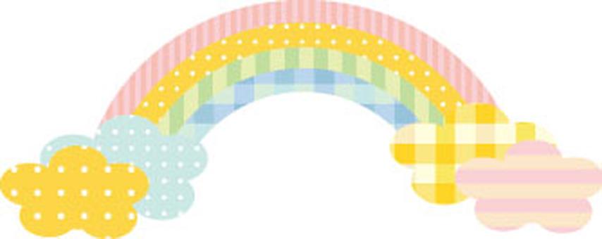 Cute rainbow
