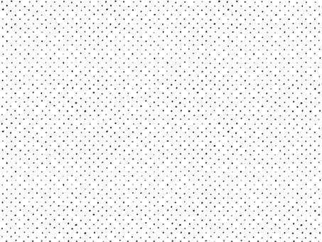 Small dots drawn with pencil