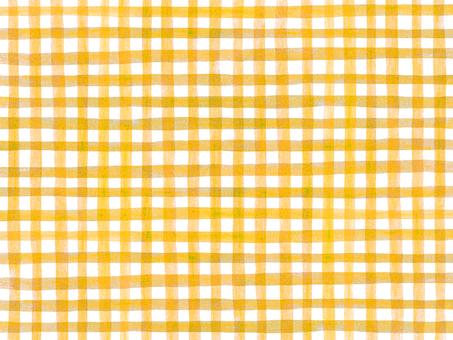 Plaid (yellow)