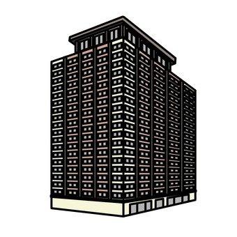 고층 아파트