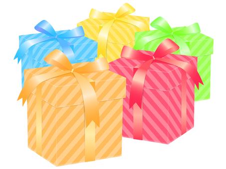 Present box set 1