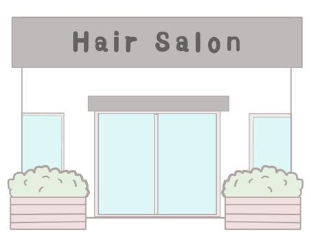 Hair salon (beauty salon)