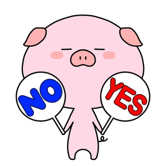 Pig YES NO