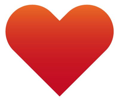 Heart 05 (gradation)