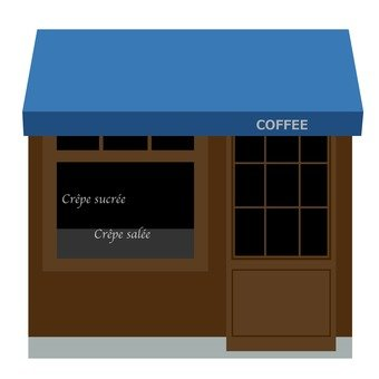 A coffee shop
