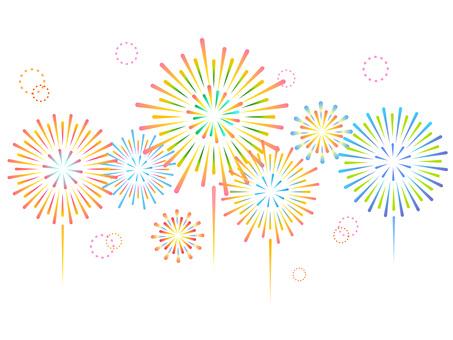 90624. Fireworks 4