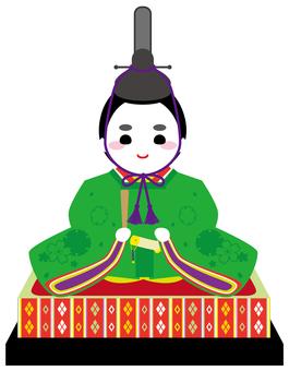 Male chick (prince taiwan)