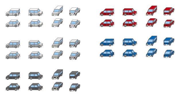 도시 시리즈 승용차