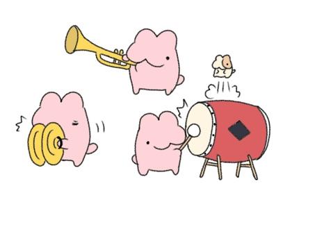 Rabbit and Hamster Music