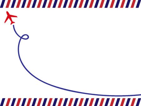 法式航空郵件