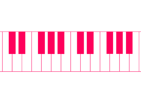 Pink keyboard · keyboard