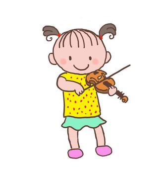 바이올린 연주 4