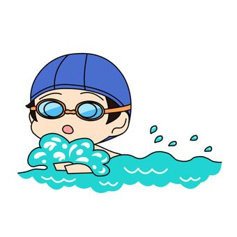 Swim Boy_01
