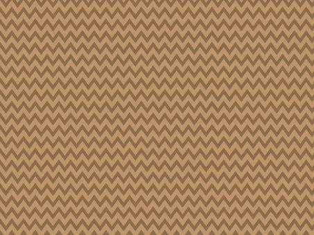 Kraft paper · zigzag · black 01
