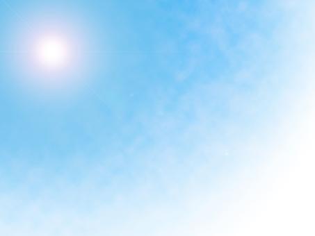 텍스처 푸른 하늘 01