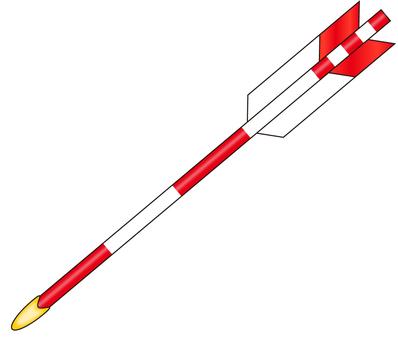 Devil arrow / Hamaya